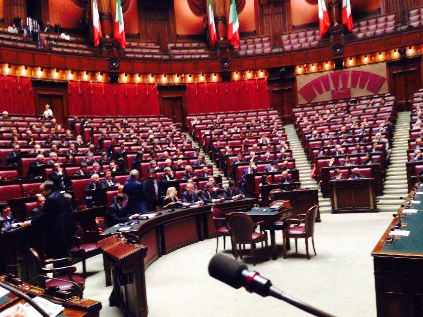 Il sindaco di avola a roma per incontrare i ministri e i for Diretta dalla camera dei deputati