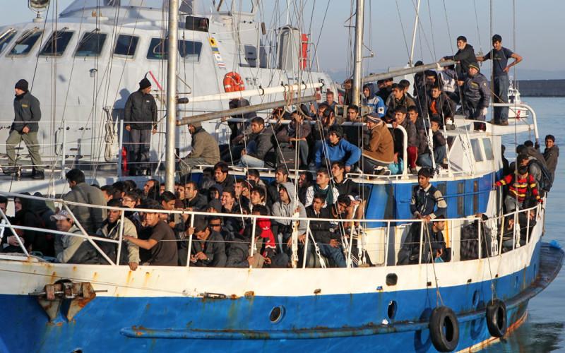 Naufragio a Lampedusa, morti 17 migranti $