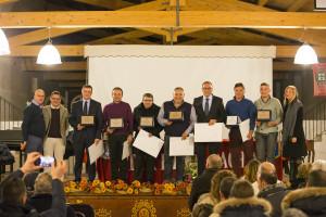 Foto TAV 1 (Campioni nazionali e autorità)