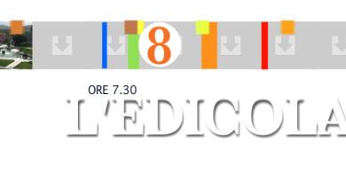 EDICOLA DEL 29 APRILE 2017