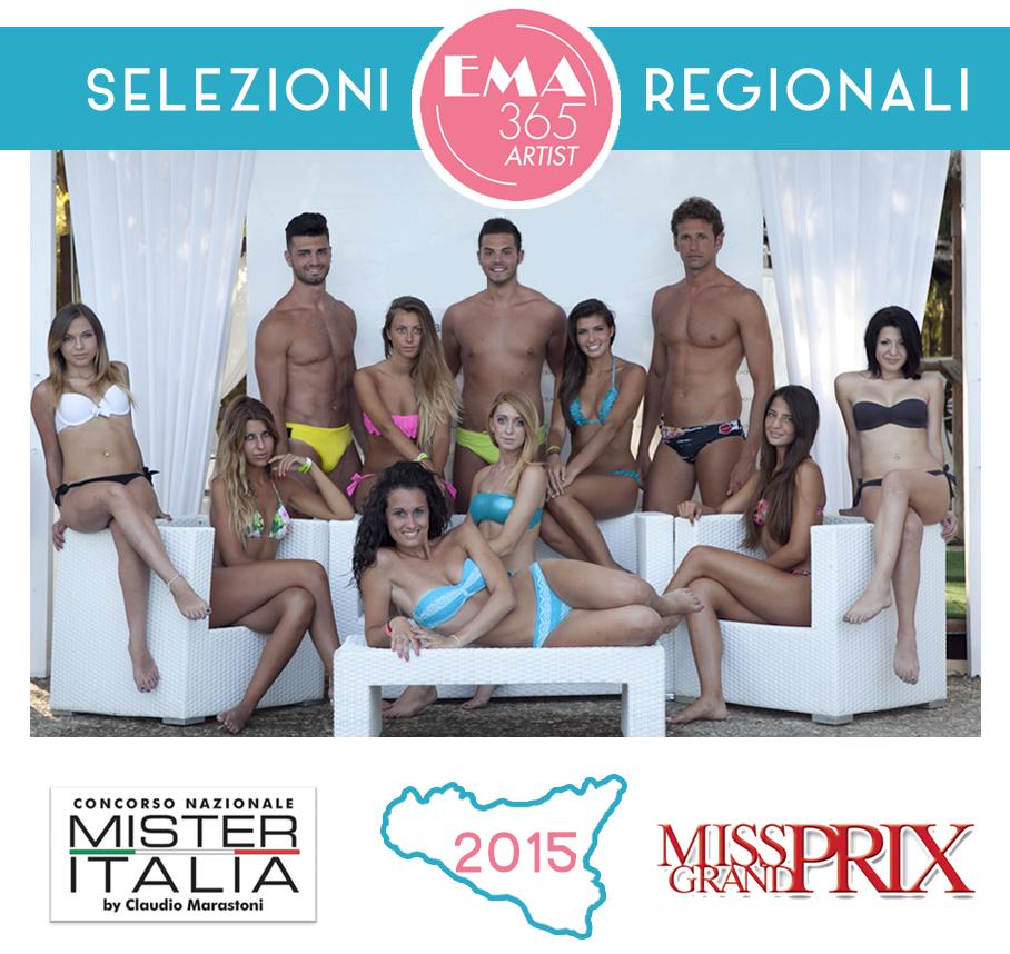 mister italia e miss grand prix regione sicilia