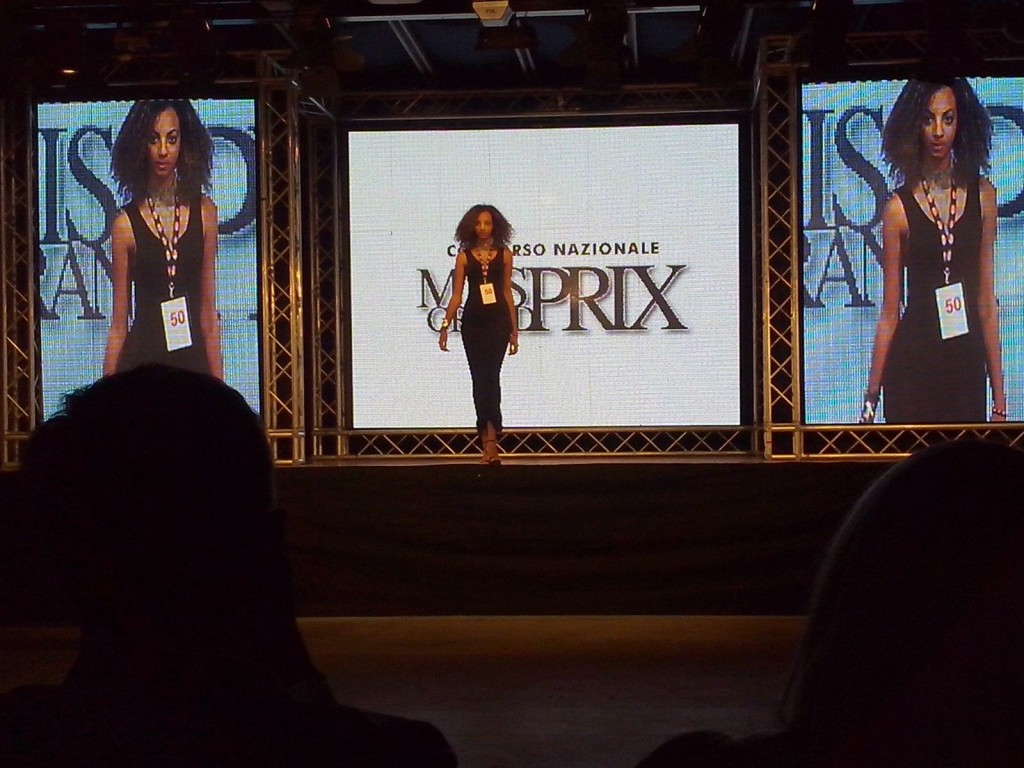Siciliana Isabel Leone finale Miss Grand Prix