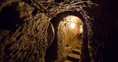 sotterranei cunicoli