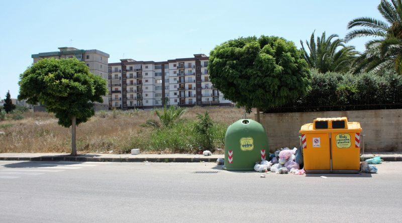 Siracusa: Da giovedì via i cassonetti della spazzatura nella zona Acradina