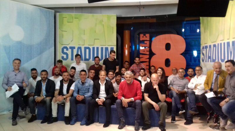 STADIUM DEL 28 APRILE 2017 (puntata dedicata al Palazzolo calcio)
