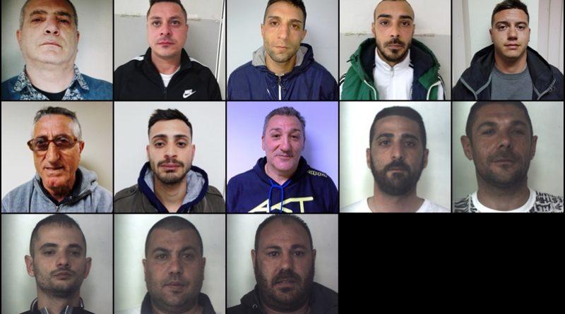 |VIDEO| Operazione Aretusa: sgominato gruppo criminale legato al clan Bottaro-Attanasio