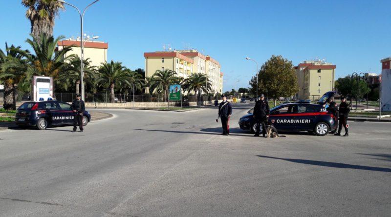 """Siracusa: Ampia operazione dei carabinieri denominata """"Setaccio"""" su tutto il territorio provinciale"""