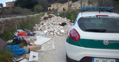 Siracusa: Sequestrata discarica abusiva in contrada Tremilia