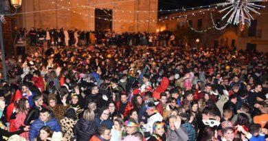 Ravanusa: anche quest'anno il delirio in occasione della 32° edizione del Carnevale