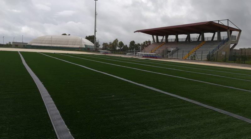 Avola: Più di 800 mila euro per rifare il manto erboso  e la sistemazione della pista di atletica del Campo Sportivo Comunale