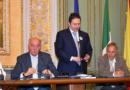 Pippo Gianni, appena eletto Sindaco di Priolo Gargallo in prima linea nella lotta contro l'amianto con l'Ona