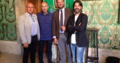 Siracusa: Il sindaco Italia incontra il Siracusa Calcio
