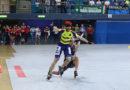 Vincenzo Maiorca, pattinatore siracusano, alle Olimpiadi giovanili di Buenos Aires