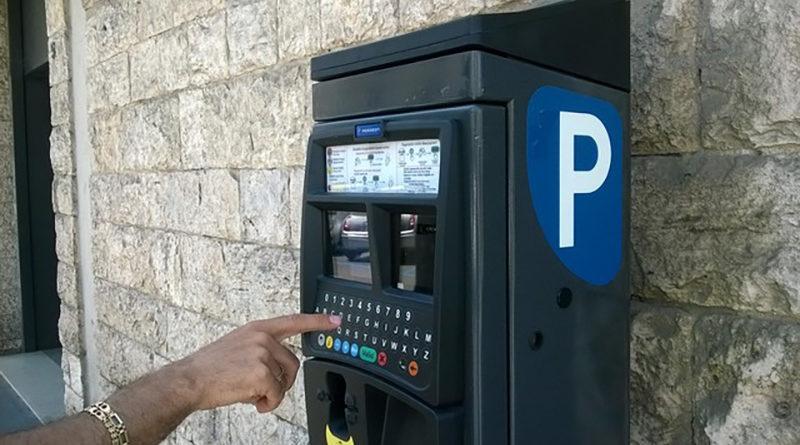 Siracusa: Installato il parcometro di via Romagnoli