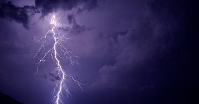 Allerta meteo Sicilia: piogge forti e raffiche di vento