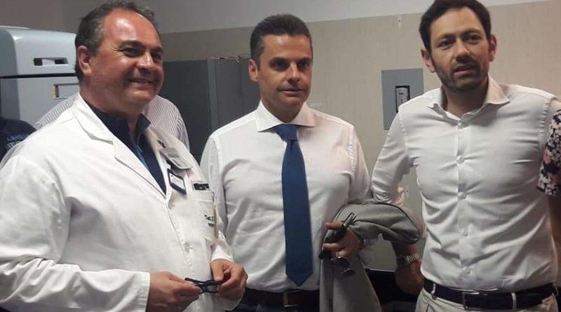 Nuovo ospedale di Siracusa, le dichiarazioni dell'assessore Edy Bandiera