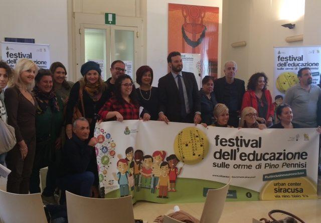 """Presentato il """"Festival dell'educazione"""" Si terrà all'Urban Center dal 19 al 25 novembre"""