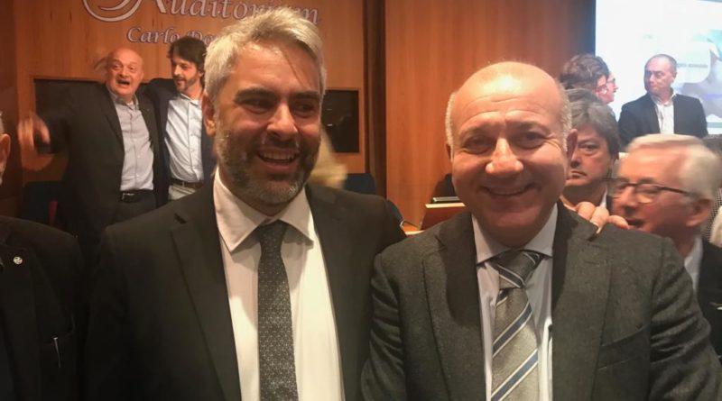 Sebastiano Tripoli nuovo segretario nazionale Femca Cisl