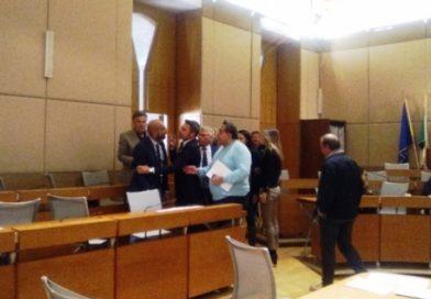 Siracusa: Rissa sfiorata in aula tra il consigliere Castagnino e il sindaco di Palazzolo