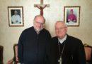 Il Cardinale Bassetti incontra Meter