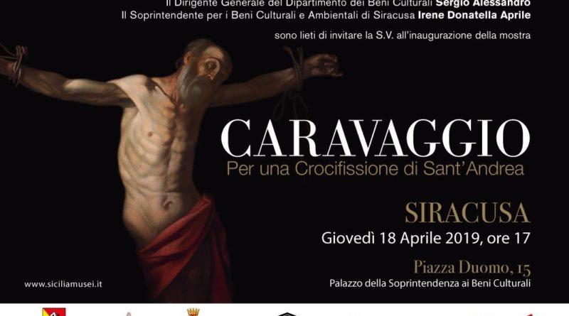 Verrà inaugurata oggi la mostra su Caravaggio