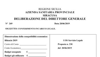 Trigona Noto: l'Asp procede legalmente contro i comitati spontanei che difendono l'aspedale