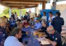Sopralluogo di Musumeci all'isola di Stromboli