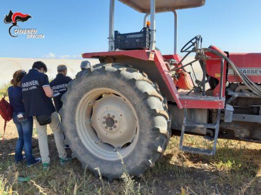 Arrestati due imprenditori agricoli