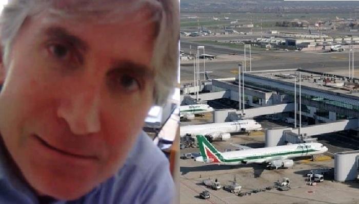 L'ex Pm Longo arrestato a Fiumicino Mentre si stava per imbarcare