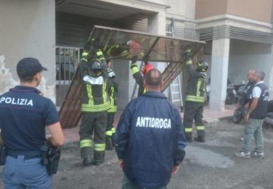 Operazione antidroga alla Mazzarrona: sequestrati 4 Kg di sostanze stupefacenti